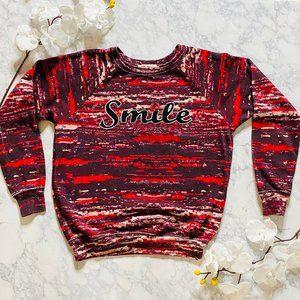Isabel Marant Pour HM Red TieDye Sweatshirt